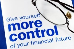 more control financial future